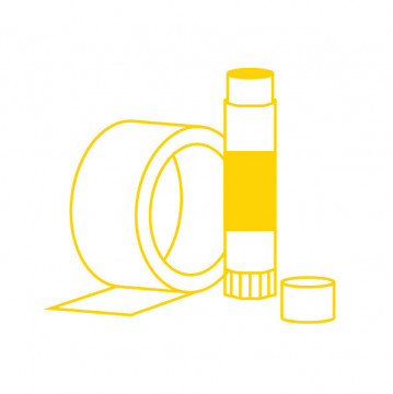 Lepiace pásky a lepidlá