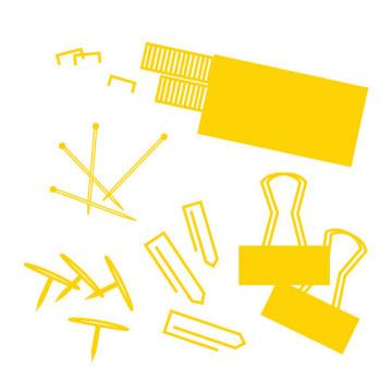 Spony, špendlíky a klipy